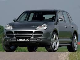 Porsche Cayenne 955 - strosek porsche cayenne 2005