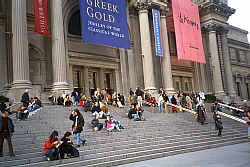 Top Ten Romantic Things to Do and Places in New York City  NYC Tourist Metropolitan Museum of Art