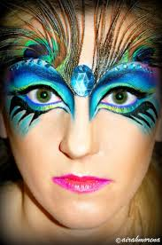 Indian Halloween Makeup Best 25 Peacock Makeup Ideas On Pinterest Peacock Eye Makeup