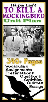 To Kill A Mockingbird Essay Topics Free Essays and Papers