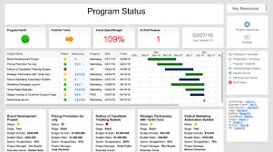 Project Management Spreadsheet Everything You Need To Know About Executive Dashboards