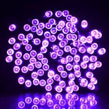 Led Lights For Bedroom Amazon Com Vmanoo Halloween Lights Battery 72ft 200 Led String