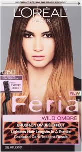 Shampoo For Black Colored Hair L U0027oreal Feria Hair Color Medium To Dark Brown Walmart Com