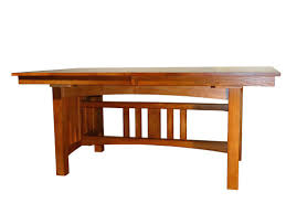 Craftsman Style Dining Room Furniture Dining Table Mission Amish Leg Table Open Furniture Sets Mission