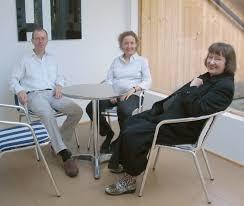 Gerd und Christine Jansen mit Sheila Jordan, Oktober 2005. - image009