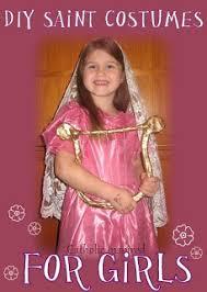 Saints Costumes Halloween Diy Saint Costumes Catholic Inspired