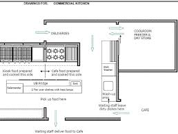 Chinese Restaurant Kitchen Design by Interesting Restaurant Kitchen Layout Fascinating Dimensions