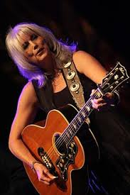 Emmylou Harris is an American