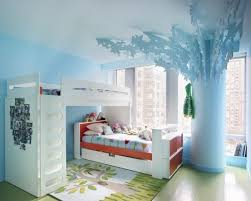 Bedroom Wall Ideas by House Tour Orange Blue On Drake Creative Comfortable And