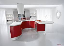 Red White And Black Kitchen Ideas Contemporary Kitchen Designs Red Red White Black Modern Kitchen