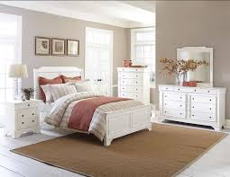 White Bedroom Collections Rustic White Bedroom Furniture Set Relaxing Rustic White Bedroom
