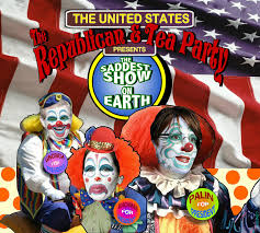 Ladies and Gentlemen .. The Saddest Show On Earth .. Ron Paul Joins The GOP Circus!