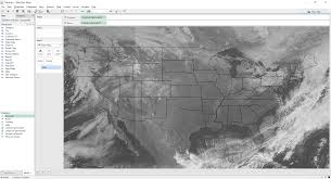 World Cloud Cover Map by Storm Chasing In Tableau How To Create A Weather Map Interworks