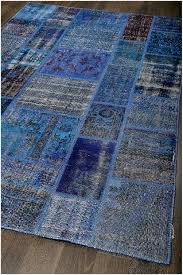 Pottery Barn Bosworth Rug by Blue Wool Rug Roselawnlutheran