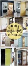 Closet Door Ideas Diy by Best 25 Sliding Barn Doors Ideas Only On Pinterest Barn Doors