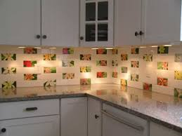 Brick Tiles For Backsplash In Kitchen by Home Design Image Of Brick Tile Kitchen Backsplash Pictures In