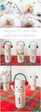 clothespin snowman craft for kids to make snowman crafts