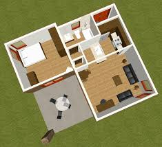 house plans under 600 sq ft