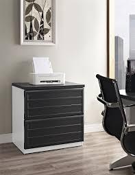 amazon com altra pursuit lateral file cabinet white gray