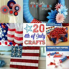 huckleberry love fourth of july diy crafts round up