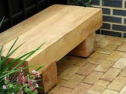 Build Wood Garden Bench by Decorate With Wooden Garden Benches U2014 Home Ideas Collection