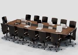 modern conference room table furniture meeting table king 3d model modern new 2017 table