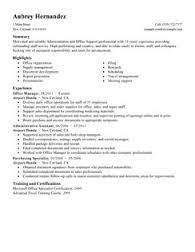 Aaaaeroincus Fetching Admin Resume Examples Admin Sample Resumes Livecareer With Beauteous Administration Amp Office Support Example