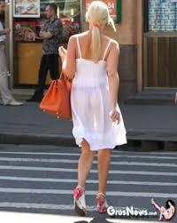 trnsparent clothes voyeur|