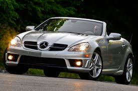2010 mercedes benz slk class information and photos zombiedrive