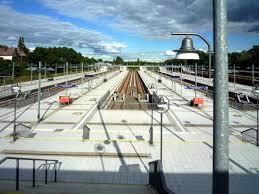 Berlin Olympiastadion station