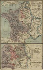 Map Of South Of France