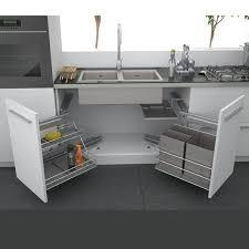 Best Under Sink Kitchen Storage Images On Pinterest Under - Kitchen sink cupboards