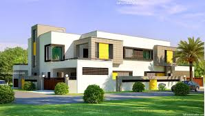 European House Designs 1 Kanal Corner Plot 2 House Design Lahore Beautiful House 1