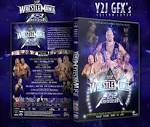 deviantART: More Like WWE Wrestlemania 24 DVD Custom by