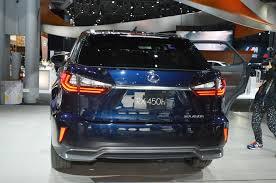 lexus hybrid rx450 2016 lexus rx first look motor trend