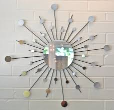 Jcpenney Clocks Home Accessories Stunning Starburst Wall Decor With Clock And