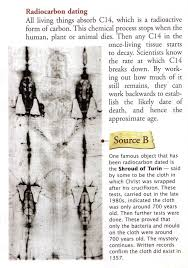 The Shroud of Turin  Radiocarbon dating of the Shroud debunked in     The Shroud of Turin The Shroud of Turin  Radiocarbon dating of the Shroud debunked in an Australian high school textbook