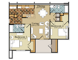 One Room Apartment Floor Plans Unusual 2 Bedroom Apartment Floor Plans 66 Conjointly Home