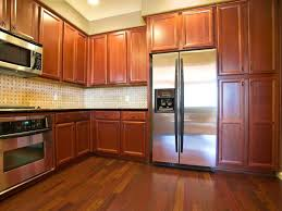 Kitchen Design Tips by Modern Makeover And Decorations Ideas Oak Kitchen Cabinets