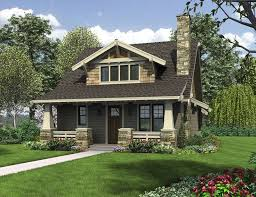 Two Story Craftsman House Plans This Cozy Craftsman Cottage House Plan Is Perfect For A Small Lot