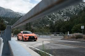 lexus rc 200t 0 60 2015 lexus rc f first test motor trend