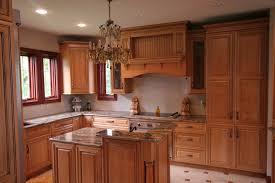 Kitchen Cabinets Mahogany U Shaped Brown Polished Mahogany Wood Kitchen Cabinet Using White