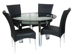 Black And White Dining Room Chairs Dining Room Set Of 4 Espresso Woo Dining Chairs And Matching