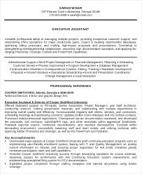 Office Assistant Resume Sample by 10 Medical Administrative Assistant Resume Templates U2013 Free