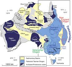 Tectonic Plate Map Earth History What Is The Tectonic Setting For The Formation Of