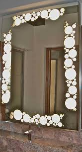 Ideas For Bathroom Mirrors Unbelievable Bathroom Mirror Edging How To Frame A Bathroom Mirror