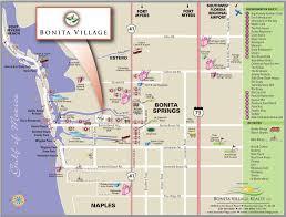 Map Of The Villages Florida by Bonita Village About Bonita Springs
