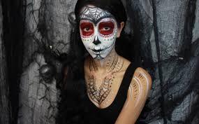 sugar skull makeup tutorial mallatts com