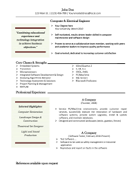 Short Resume  cover letter resume and cover letter template     Resume samples