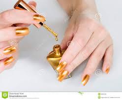 nail polish with drop royalty free stock photos image 6950758